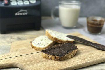 Nutella de aguacate 1