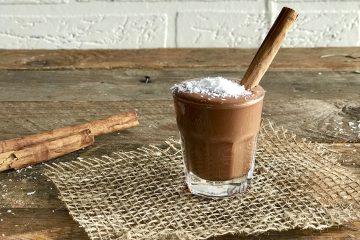 Mousse de chocolate 2