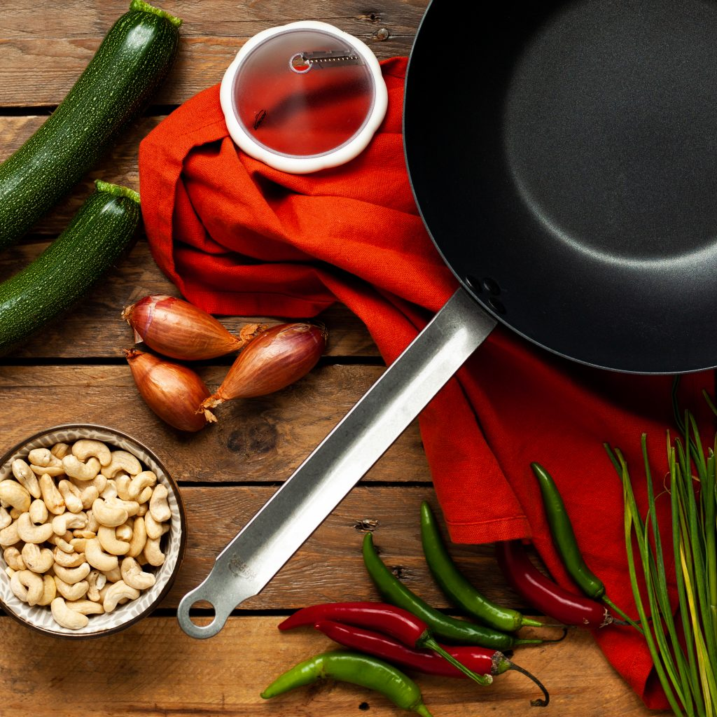 LACOR - Wok pollo y anacardos (1 de 1)