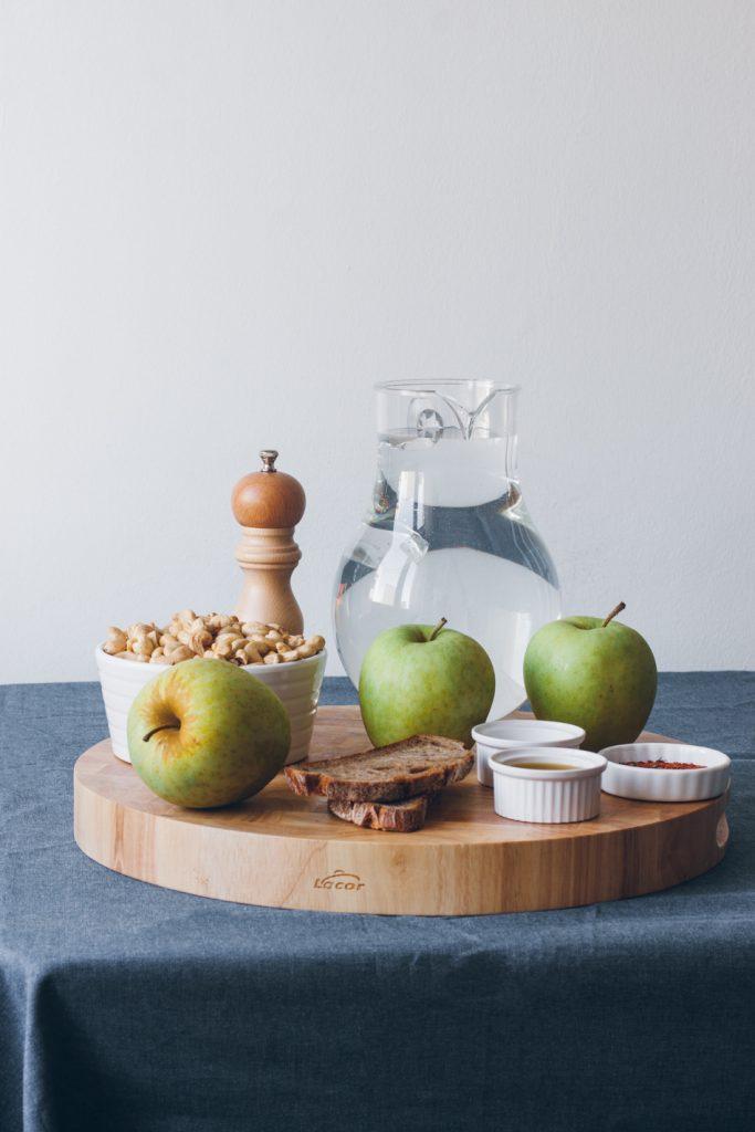 Ajoblanco de manzana4