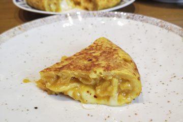 Tortilla de patata resultado 2