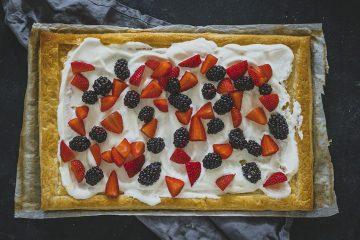 Tartaleta de Yogur y frutos rojos 2